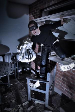 Post image for How Do Intruders Disable Burglar Alarms?